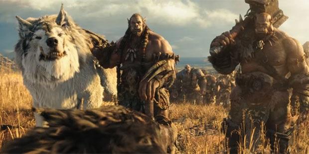 Warcraft Movie Orcs