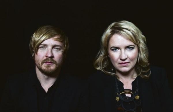 Francois van Coke en Karen Zoid