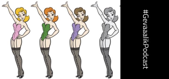 Gevaaalik Podcast #55 - Prostituut Bure
