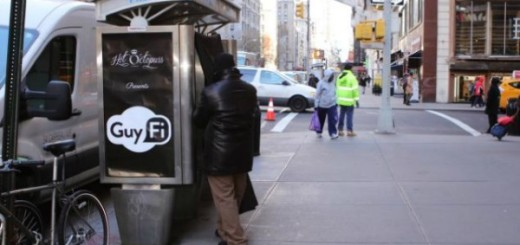 GuyFi Booth - Masturbation Booth new York