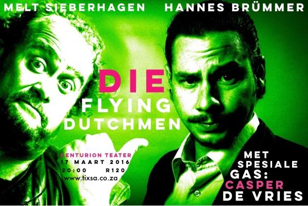 Die Flying Dutchmen Centurion