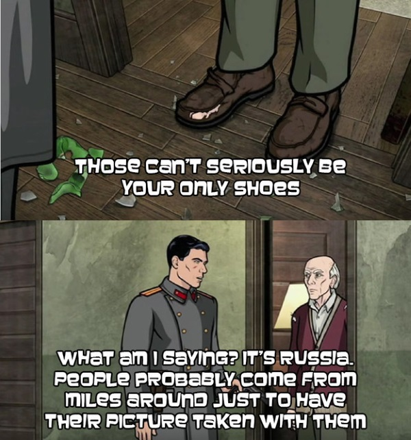 Archer One Liners (4)