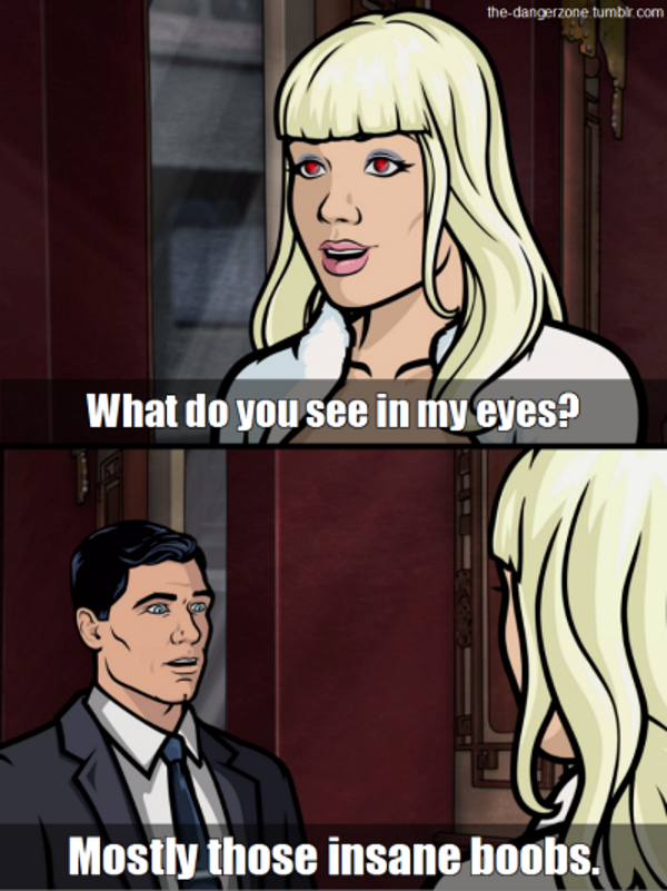 Archer One Liners