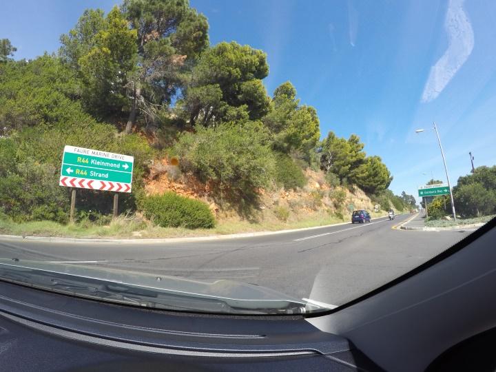 Gordonsbaai tot Hermanus road trip