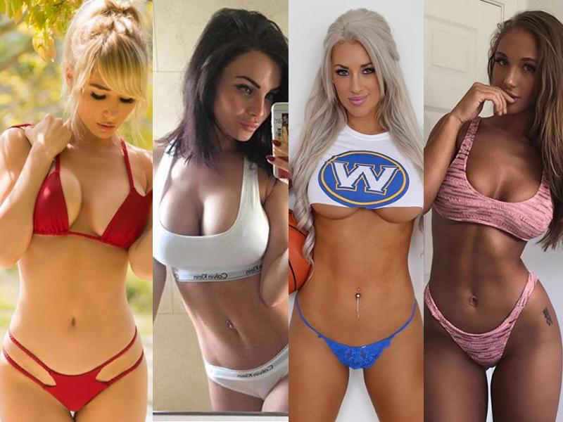 Gevaaalike Dames van Instagram