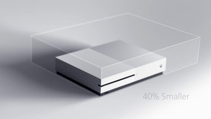 Xbox One S Size