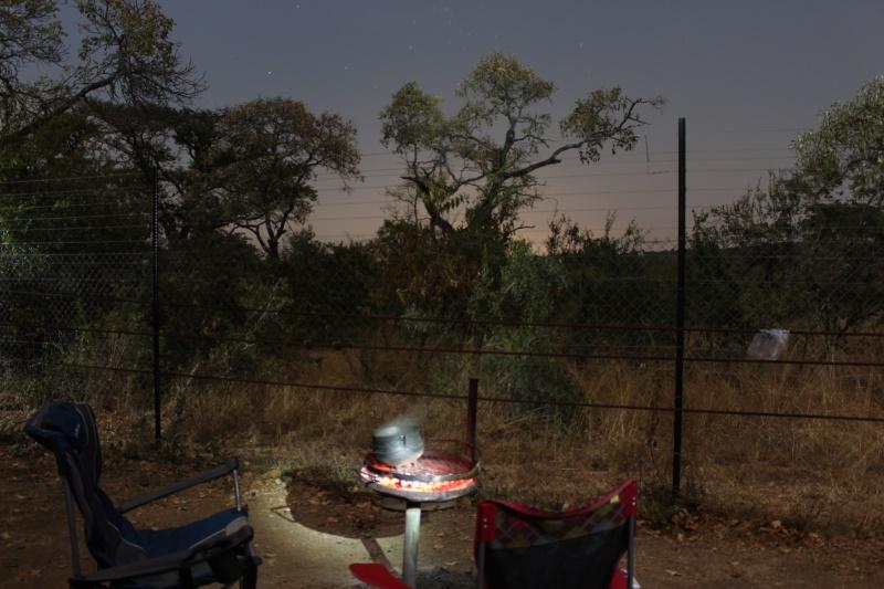 Camping in Kruger