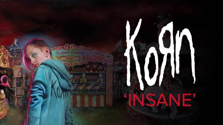 Korn - Insane
