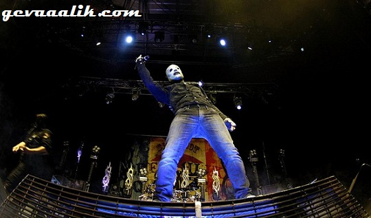 Slipknot live Before I Forget