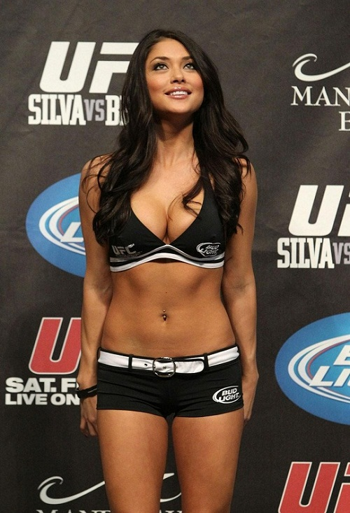 Arianny Celeste UFC ring girl