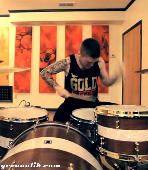 Dylan Taylor Drumming