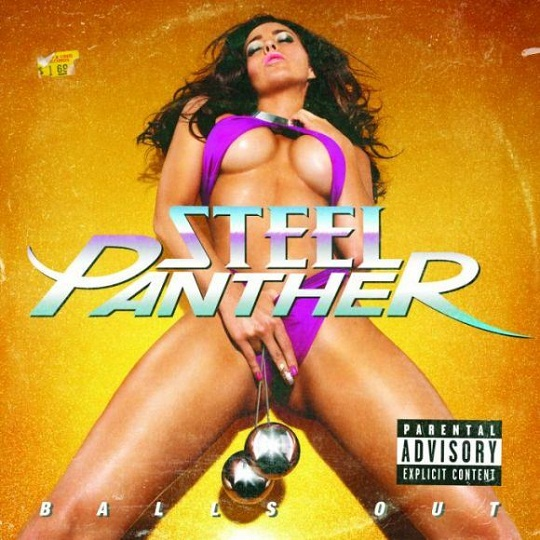 Steel Panther Balls Out Album cover