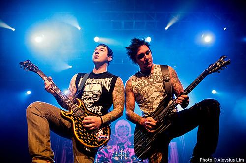 Avenged Sevenfold Live