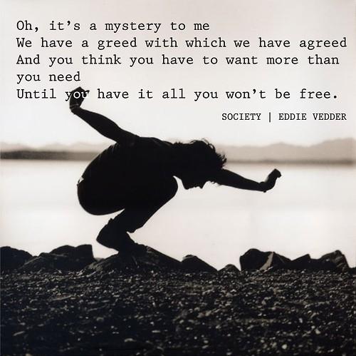 Eddie Vedder Society