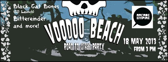 Road to STRAB Party