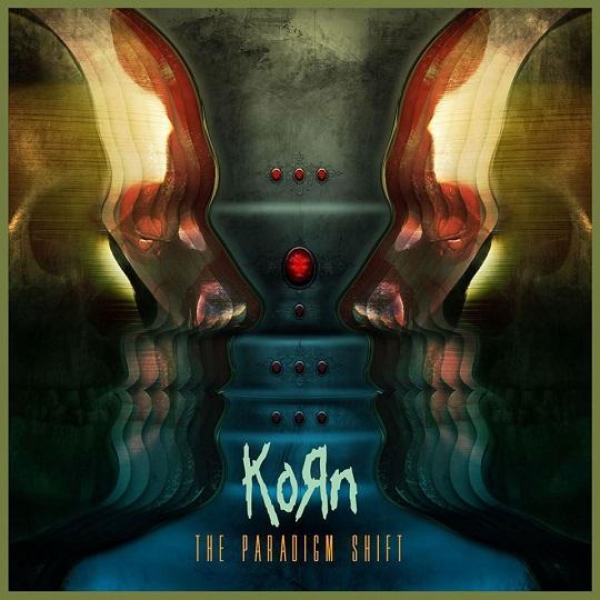 Korn The Paradigm Shift