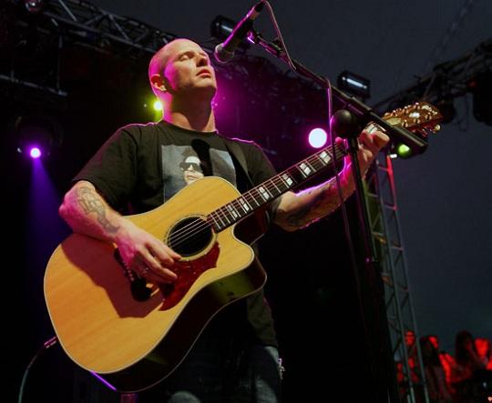 Corey Taylor Acoustic