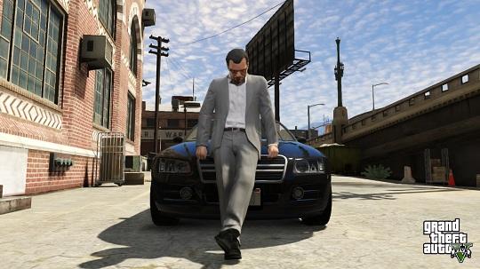 Grat Theft Auto 5