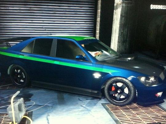 Grand Theft Auto zef cars