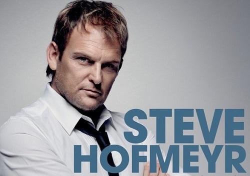 Steve Hofmeyr rassis