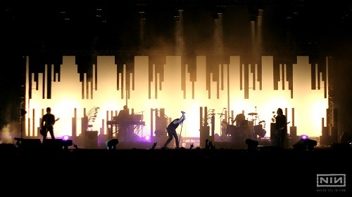 Nine Inch Nails Copy of A Live
