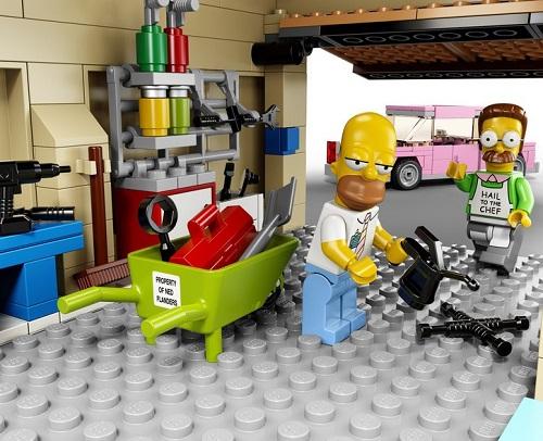 Simpson's Lego07