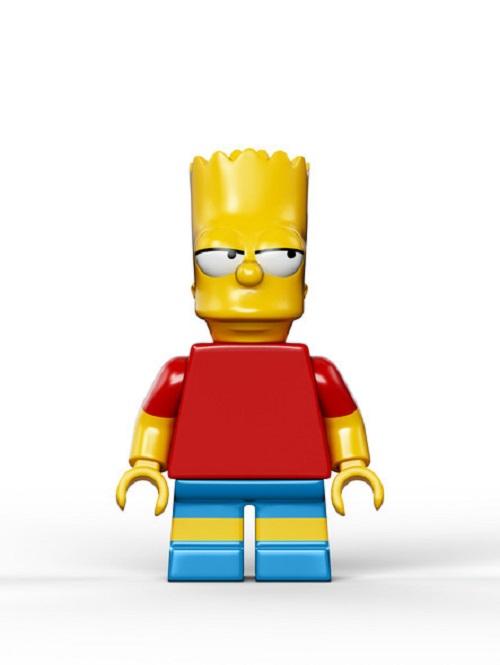 Simpson's Lego09