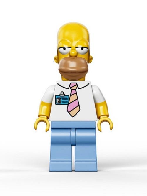 Simpson's Lego11