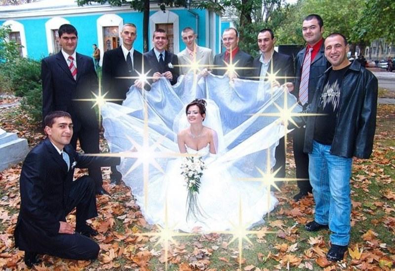 Crazy Russsian Wedding Pics (6)