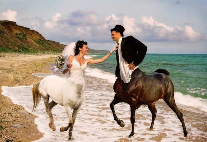 Crazy Russsian Wedding Pics (7)