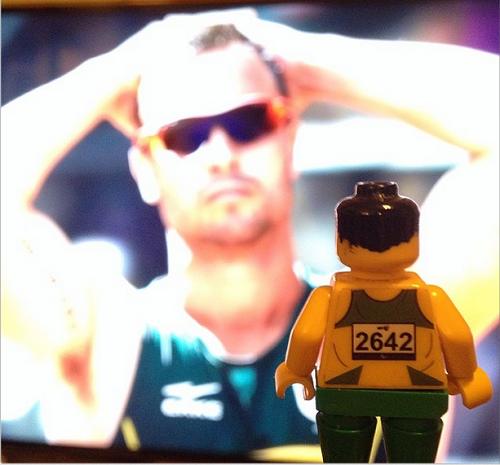 LEGO Pistorius 08