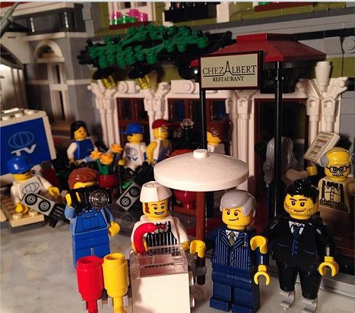 LEGO Pistorius 09