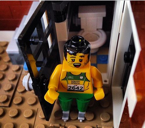 LEGO Pistorius 10