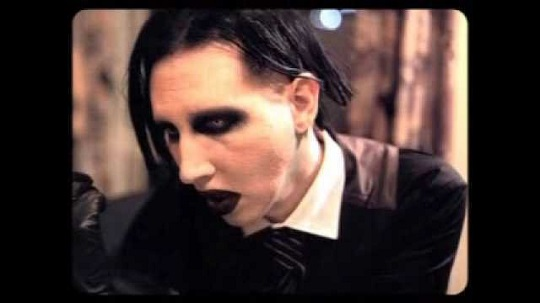 Marilyn Manson Use Your Fist and Not Your Mouth