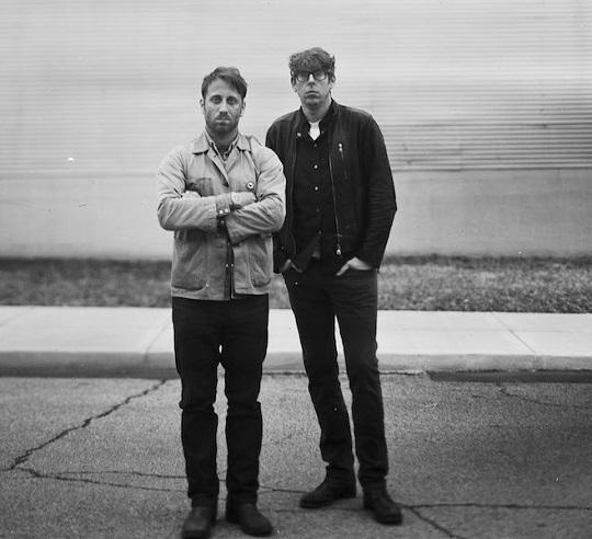 The Black Keys Dan and Patrick