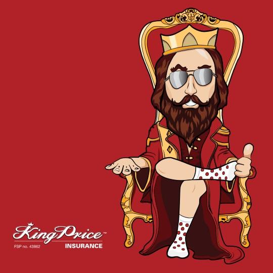 King Price - Throne King
