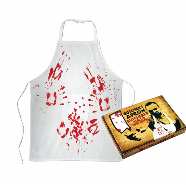 Blood Bath Butcher's Apron