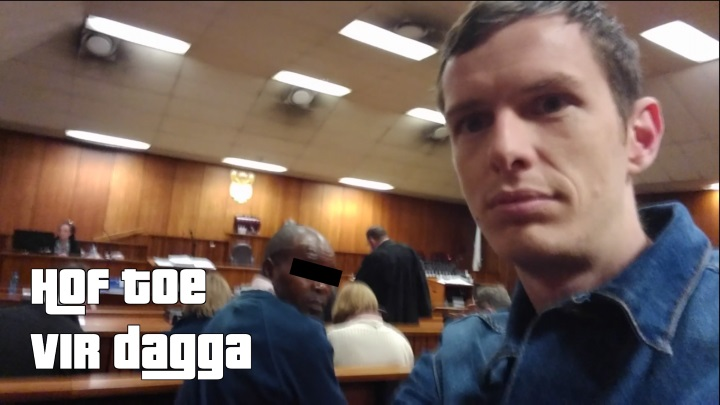 'n #ViaWMJ video oor hof toe gaan vir dagga