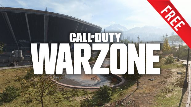 Call of Duty Warzone Free to Play - Battle Royalle